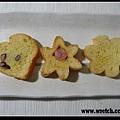 造型麵包試作成品