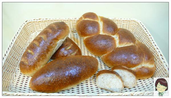 98.05.03黃金全麥麵包大集合