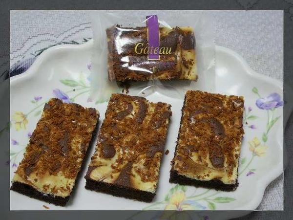 香椰乳酪蛋糕