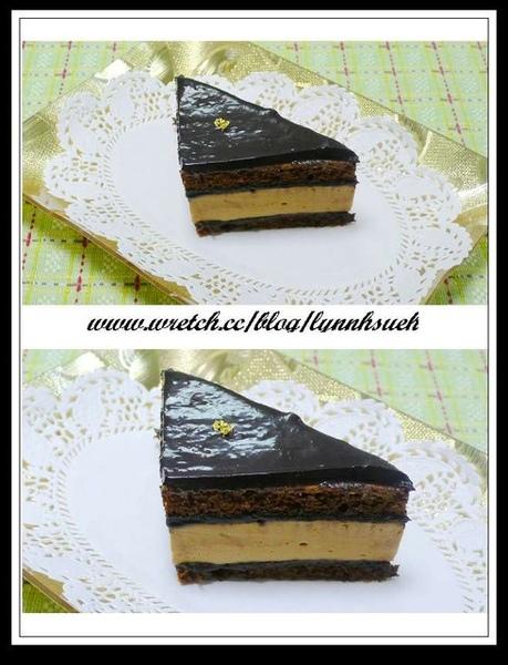 摩卡聖朵蛋糕