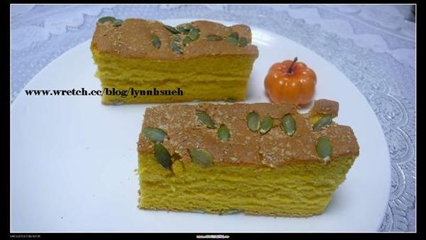 義興-南瓜蜂蜜蛋糕(上課版)