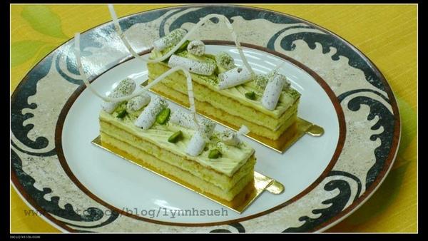 皇后-開心果杏仁蛋糕