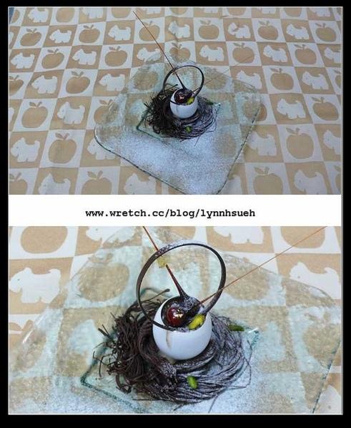 皇后-法式巧克力凍蛋