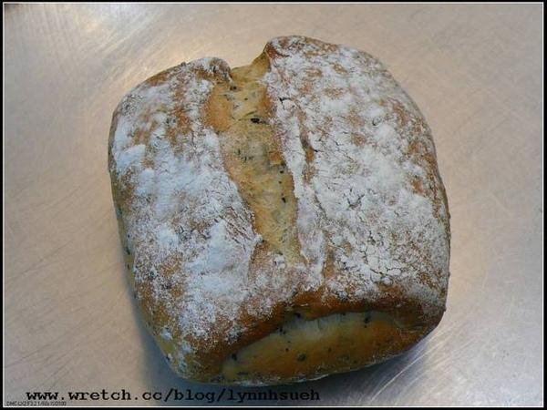 有機莫札雷乳酪麵包