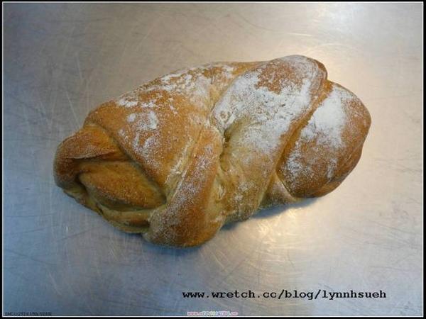 有機天然酵母蔓越梅麵包