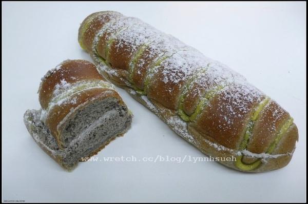 飛訊-北海道芝麻奶酪麵包