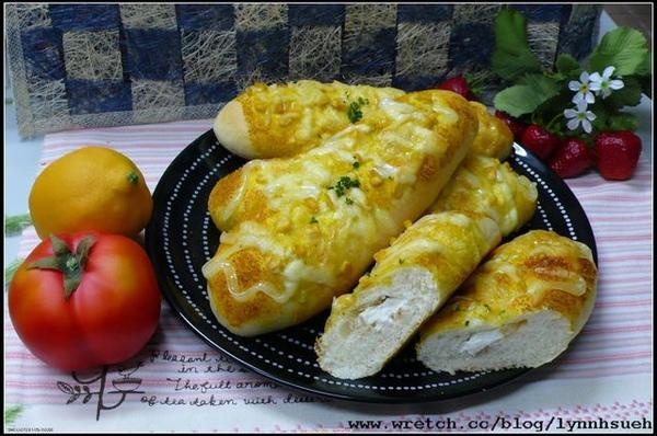 97.01.05蒲樹森老師--超軟乳酪條麵包