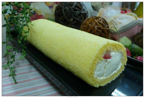 董文斌師傅--草莓奶凍蛋糕