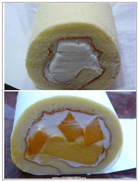 林倍加老師--芒果奶凍捲
