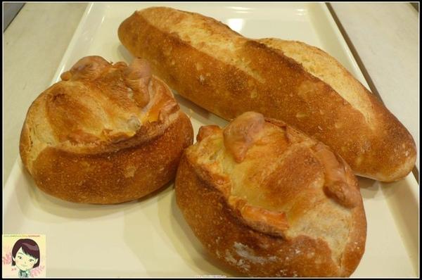吳寶春師傅--法國芝士麵包