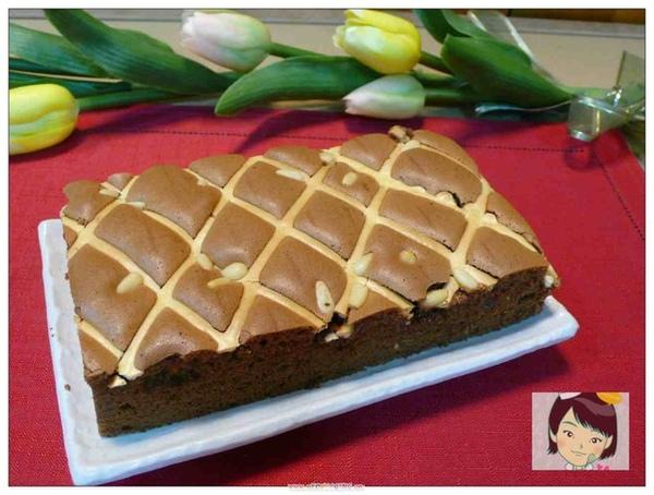 97.11.30月桂坊--巧克力松露蛋糕