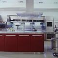 國人設計的精品廚房