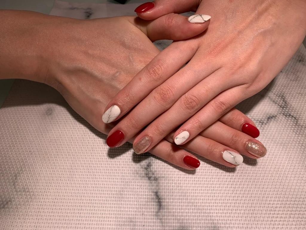 桃園光療美甲 優雅形象的優質凝膠美甲沙龍─She nail20200819-1.jpg