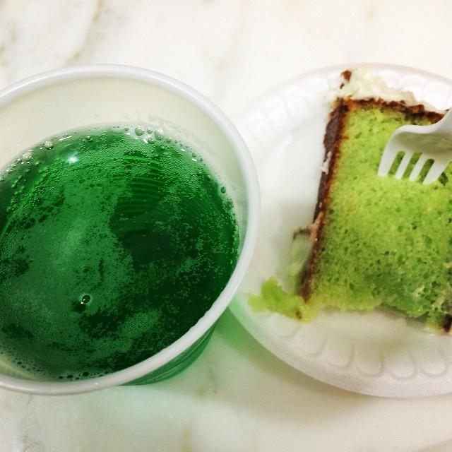 greenbeerandcake