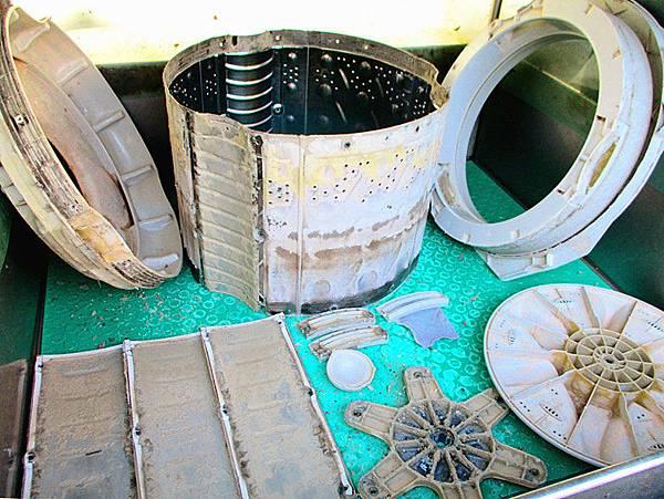 淨新洗衣機清潔工坊