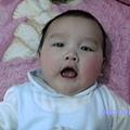 2009-01-09七個月小猴子 011.JPG