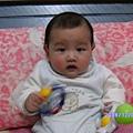 2009-01-09七個月小猴子 014.JPG