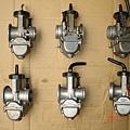 工廠賽車  RS125  PJ38  競技用化油器