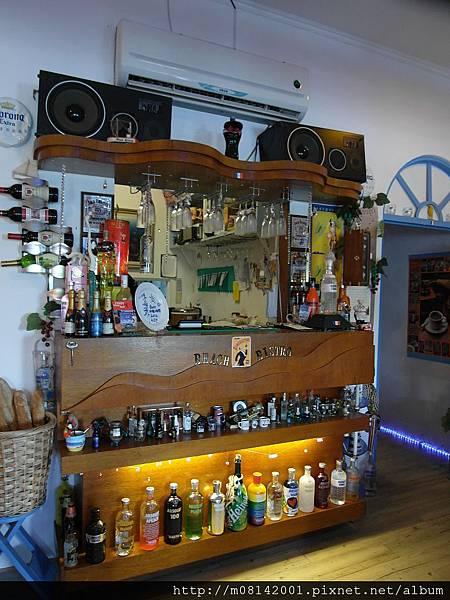 【墾丁】沙灘小酒館