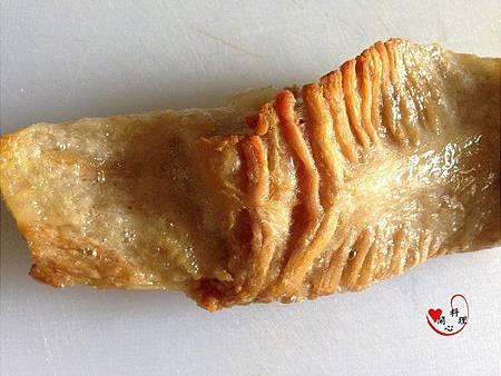 6至兩面金黃取出切片或絲