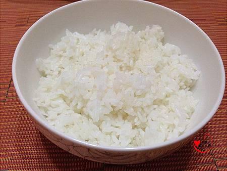 7準備一碗米飯