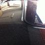 S320天窗4個角處容易生鏽