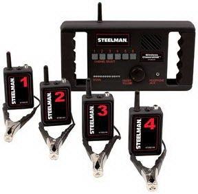 汽車無線異音電子聽診器