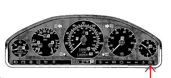 美規末代W140有引擎Check燈