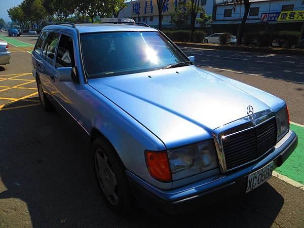 W124旅行車