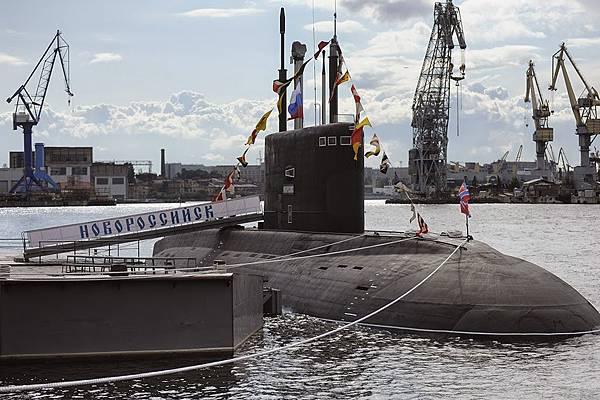 Kilo Novorossijsk_20140822_12_St. Petersburg_Admiralty Shipyards