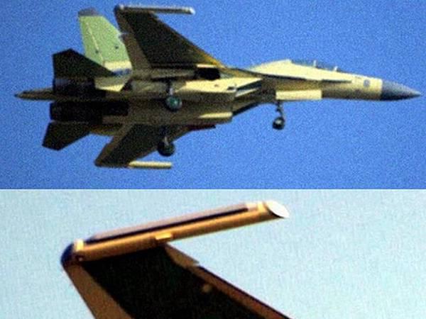 「殲16電戰機」的圖片搜尋結果