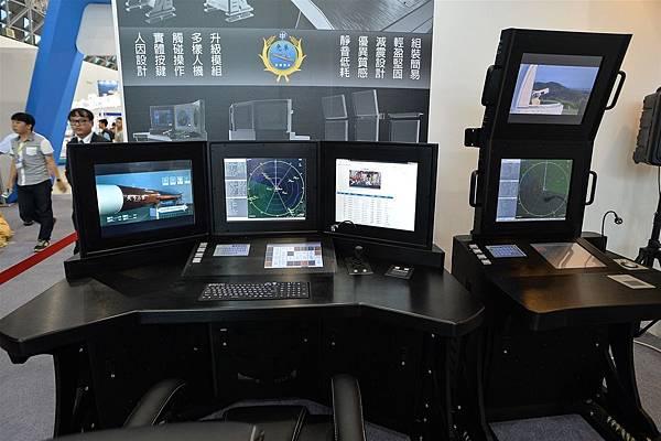 「訊聯」艦用戰鬥指管系統發展%20進階版