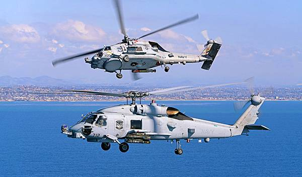 MH-60R-Flight