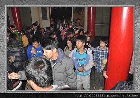 2014甲午年雲林永安宮二太子廟新春開廟門、擲福袋(獎金加碼) 6.jpg