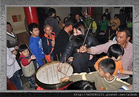 2014甲午年雲林永安宮二太子廟新春開廟門、擲福袋(獎金加碼) 5.jpg