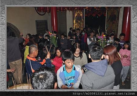 2014甲午年雲林永安宮二太子廟新春開廟門、擲福袋(獎金加碼) 7.jpg