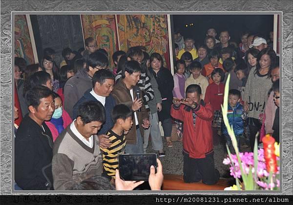 2014甲午年雲林永安宮二太子廟新春開廟門、擲福袋(獎金加碼) 15.jpg