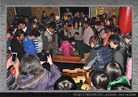 2014甲午年雲林永安宮二太子廟新春開廟門、擲福袋(獎金加碼) 17.jpg