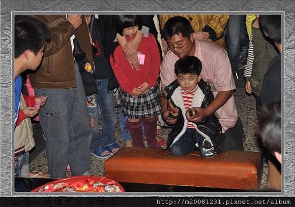 2014甲午年雲林永安宮二太子廟新春開廟門、擲福袋(獎金加碼) 23.jpg