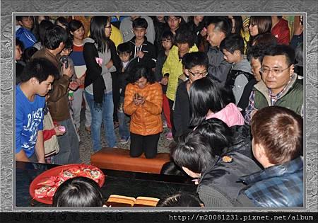 2014甲午年雲林永安宮二太子廟新春開廟門、擲福袋(獎金加碼) 24.jpg