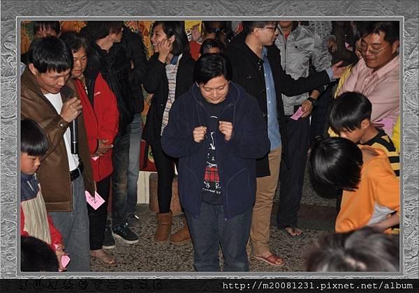 2014甲午年雲林永安宮二太子廟新春開廟門、擲福袋(獎金加碼) 29.jpg