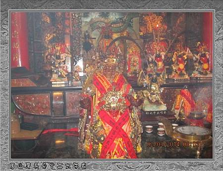 2014感謝新北市三重玄極宮進香團蒞臨雲林永安宮二太子廟參香12.jpg