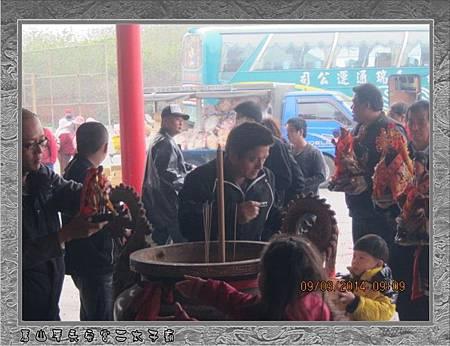 2014-2-9感謝宜蘭羅東奉安宮進香團蒞臨雲林永安宮二太子廟參香10.jpg