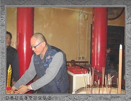 2014-2-9感謝宜蘭羅東奉安宮進香團蒞臨雲林永安宮二太子廟參香15.jpg