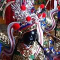 2014-9-19雲林永安宮二太子廟分靈木吒太子元帥分靈寶像 開光啟靈2