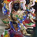 2014-9-19雲林永安宮二太子廟分靈木吒太子元帥分靈寶像 開光啟靈5