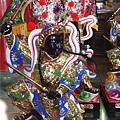 2014-9-19雲林永安宮二太子廟分靈木吒太子元帥分靈寶像 開光啟靈6