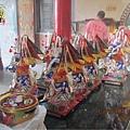 2014-9-19雲林永安宮二太子廟分靈木吒太子元帥分靈寶像 開光啟靈8