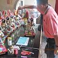2014-9-19雲林永安宮二太子廟分靈木吒太子元帥分靈寶像 開光啟靈16