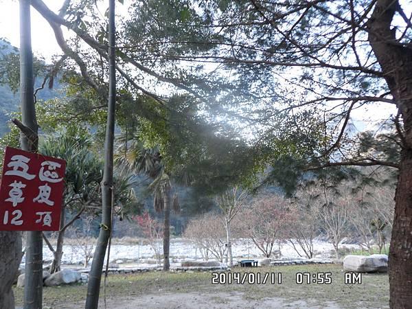 台中谷關溫泉賽德克公主露營區